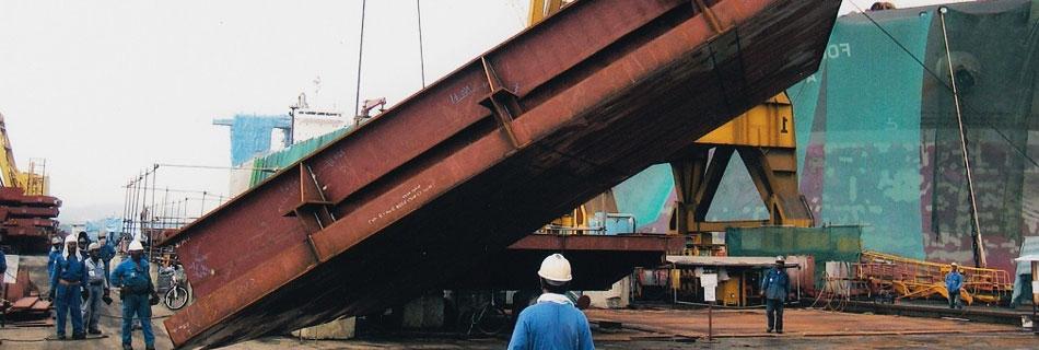 Hans Marine Pte Ltd – Premier Marine Engineering Company
